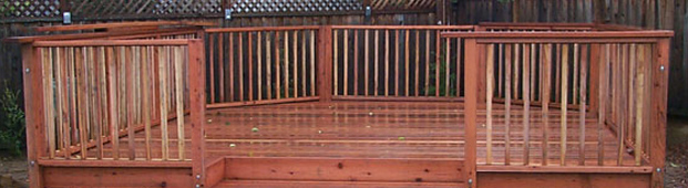 Wood Decks and Design