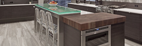 Custom Butcher Block Countertops